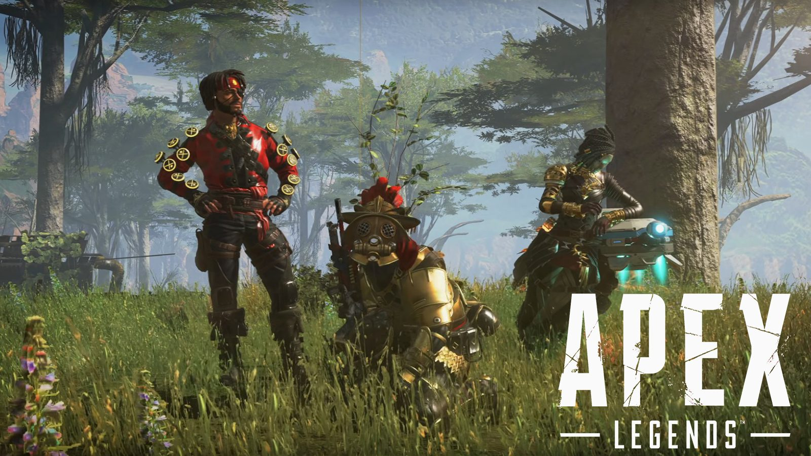 Apex Legends Iron Crown Collection Event Skins