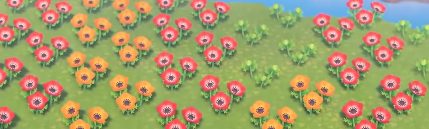 Hybrid Flowers Guide For Animal Crossing New Horizons