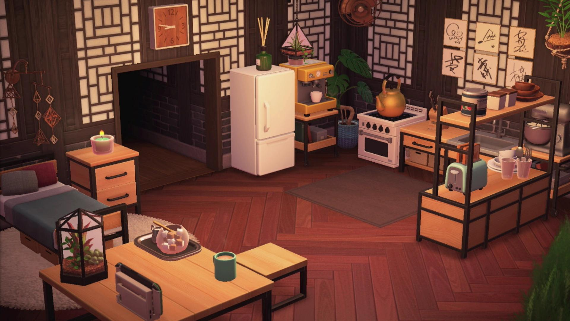 Ironwood Furniture Recipes in Animal Crossing New Horizons on Ironwood Furniture Animal Crossing  id=99520