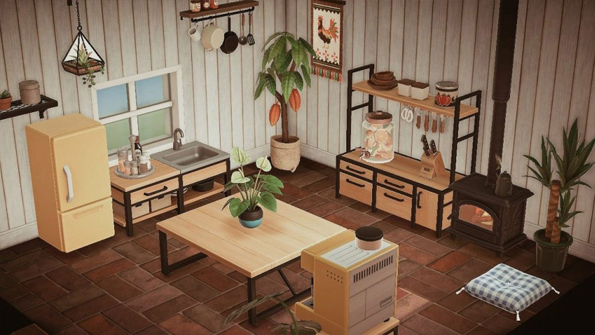Best Animal Crossing New Horizons Kitchens - Gamer Journalist on Animal Crossing Room Ideas New Horizons  id=25271