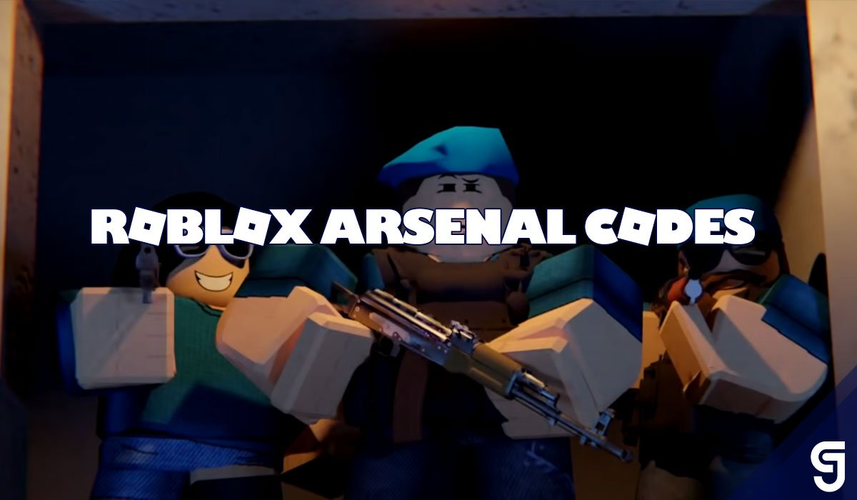 Roblox Arsenal Codes July 2020 Gamer Journalist