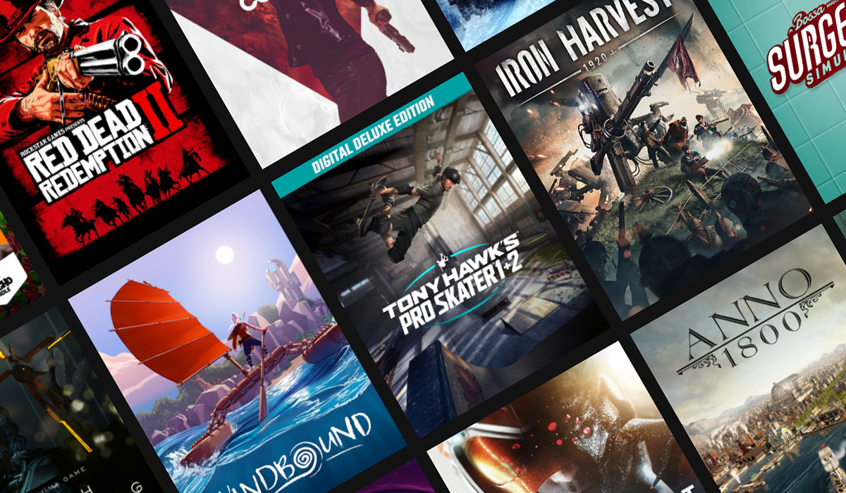 Epic Games Store Free Games List (November 2020)