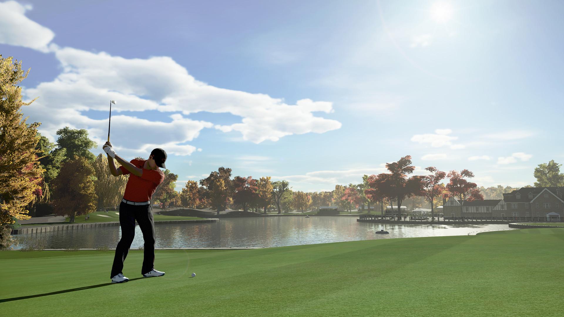 How Do I Hi A Golf Ball Far In Fortnite Best Clubs To Use In Pga Tour 2k21 Gamer Journalist