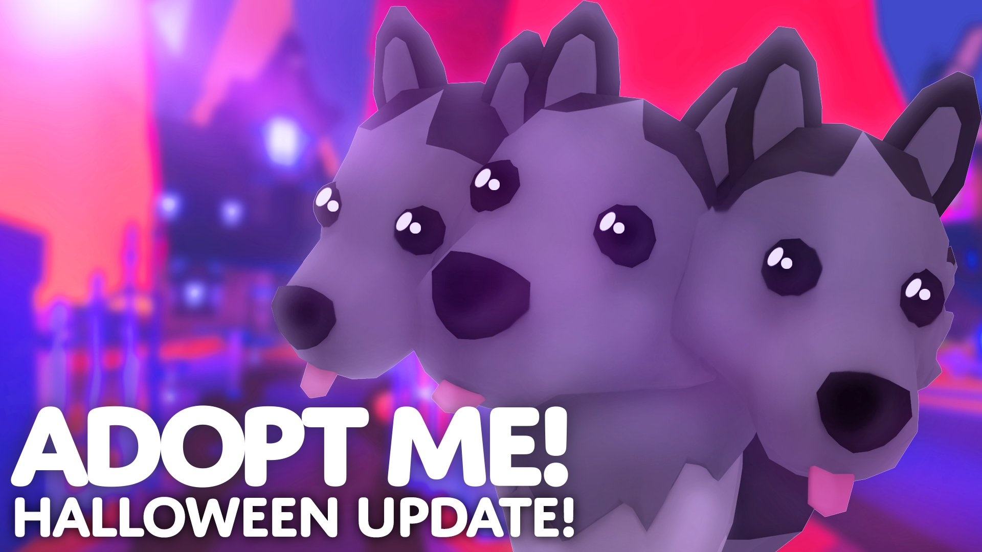 Roblox Adopt Me Halloween Update New Pets And More