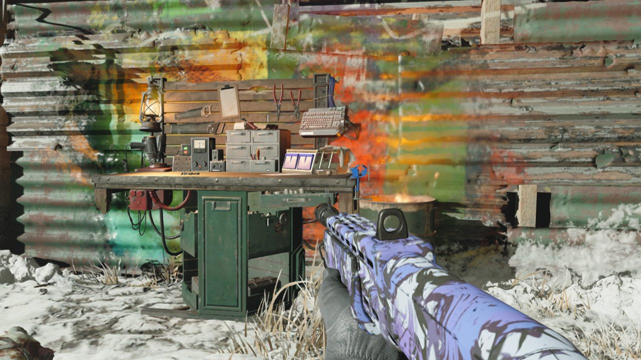 Call Of Duty All Crafting Table Items In Black Ops Cold War Zombies