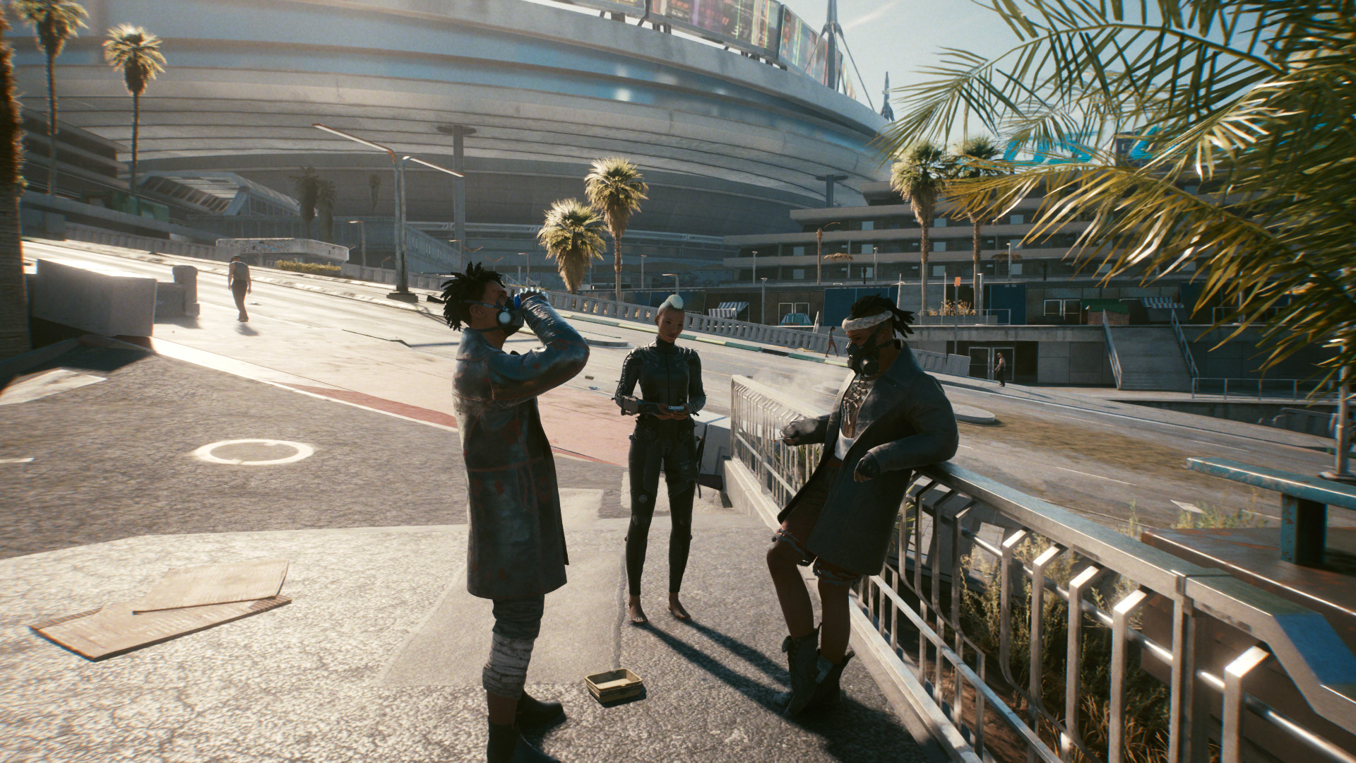 Should you side with NetWatch or Voodoo Boys in Cyberpunk 2077?