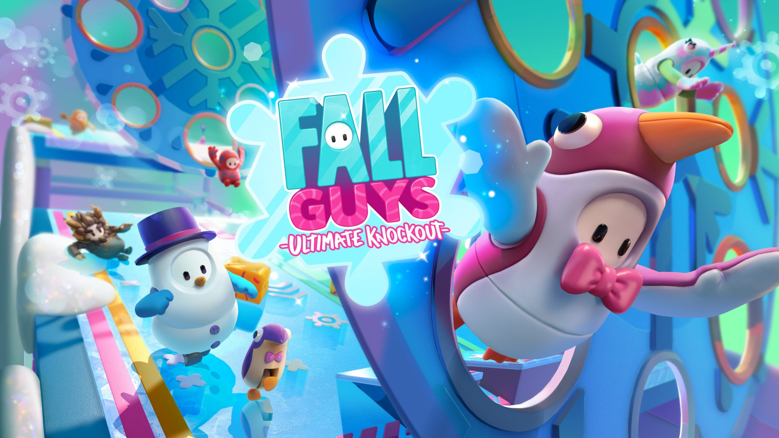 Fall Guys Ultimate Knockout Season 3.5 est maintenant disponible