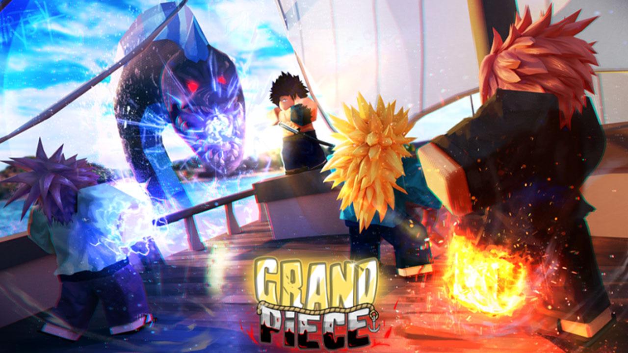 Grand Piece Online codes