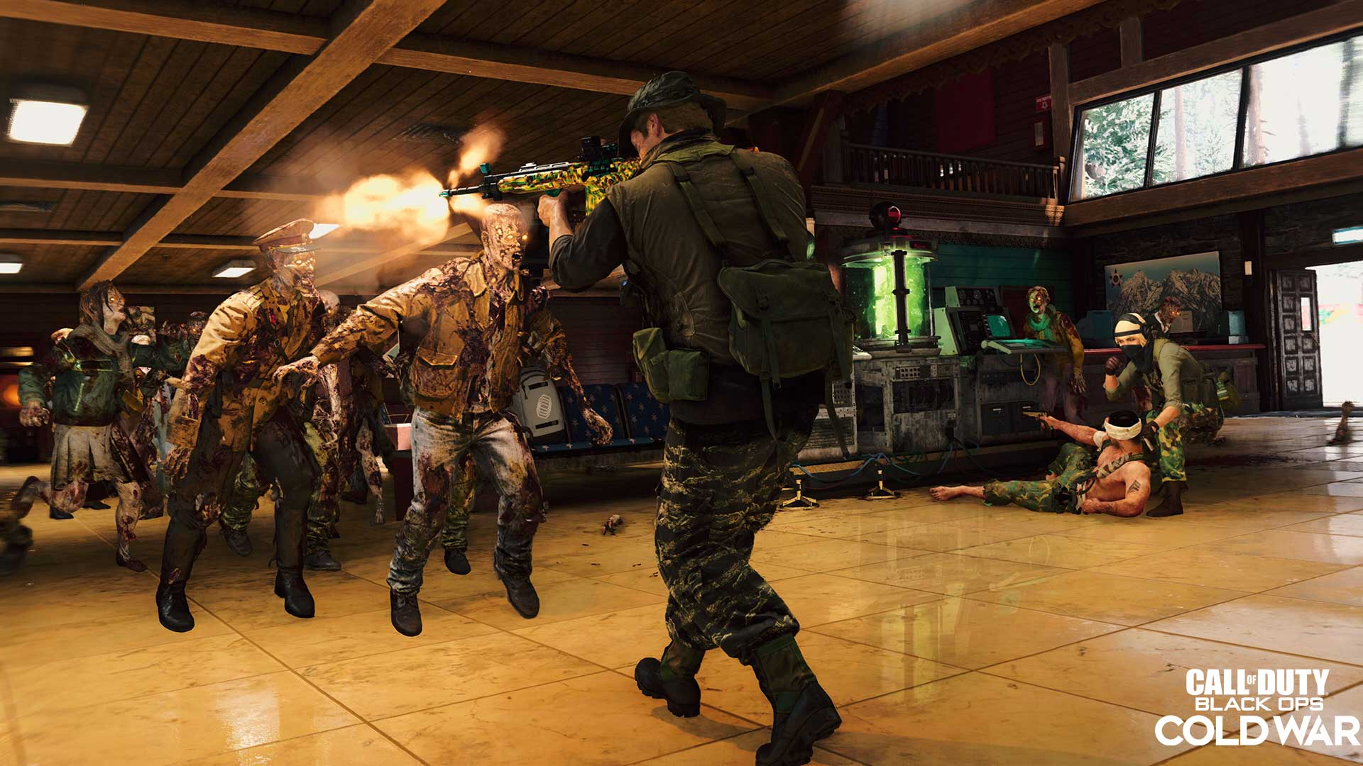 How to get the Ray Gun in Zombies Outbreak - Gamer Journalist