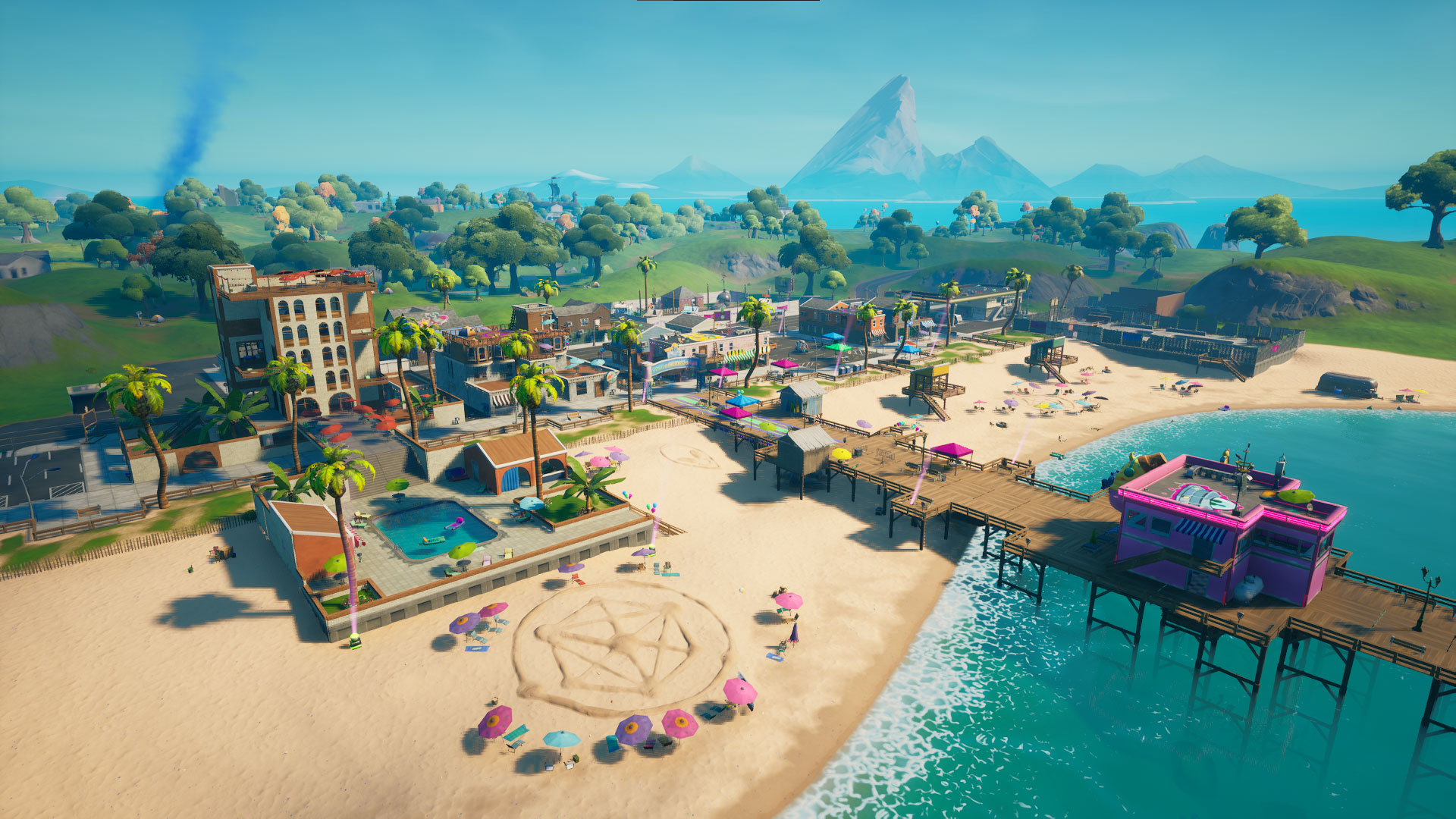 All Characters Locations in Fortnite Chapter 2 Season 7 ...